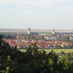 Aussicht vom Bismarckturm Halberstadt ©by hoschkat