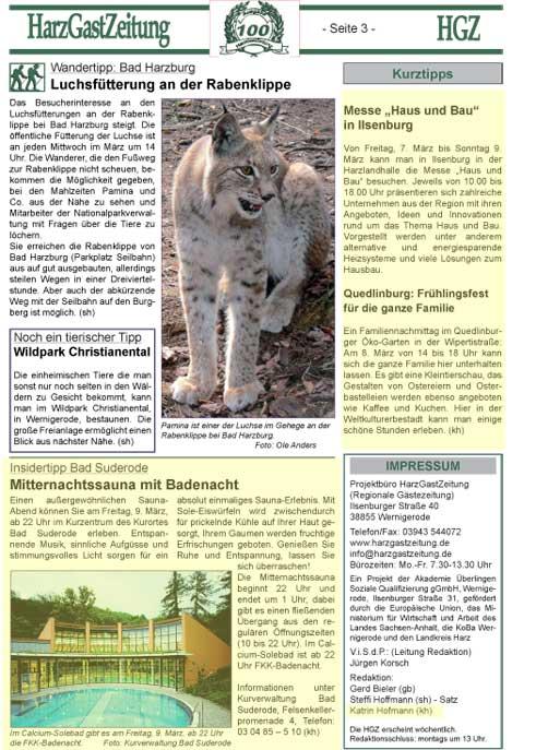 HGZ Ausgabe 100 Seite 3